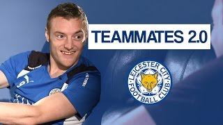 Download Jamie Vardy does HILARIOUS Impressions! 😂😂😂 | Leicester City Teammates 2.0 Video