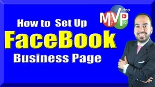 Download How To Setup A Facebook Business Page (Updated 2016) Video