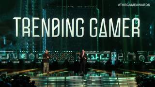 Download The Game Awards 2015 - Trending Gamer Winner Video