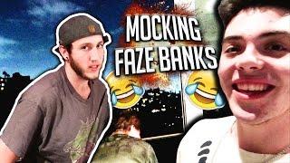 Download Mocking FaZe Banks..(PART 2) Video