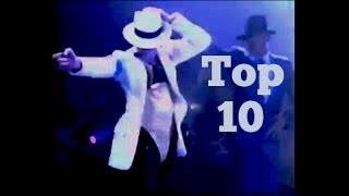 Download BEST DANCE MOVES - Top 10 / Michael Jackson Video