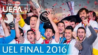 Download 2016 UEFA Europa League final highlights - Liverpool-Sevilla Video