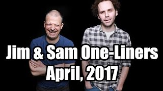 Download Jim & Sam One-Liner Compilation (April 2017) - NSFW Video