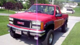 Download 1992 GMC 1500 Lift Video