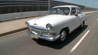 Download 1966 Volga GAZ-21 - Jay Leno's Garage Video