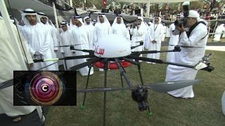 Download Drones for Good: $1m competition in Dubai - BBC Click Video