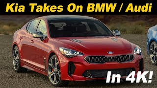Download 2018 Kia Stinger GT Review - First Drive In 4K Video