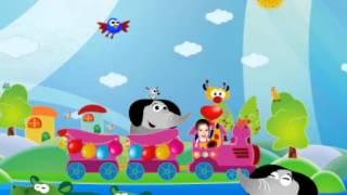 Download BabyTV Birthday train Video