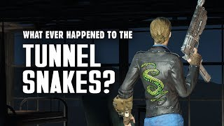 Download What Ever Happened to the Tunnel Snakes? Creation Club Update: Tunnel Snakes Rule! - Fallout Lore Video