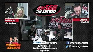Download Chicago's Morning Answer - Gene Crume - October 19, 2017 Video