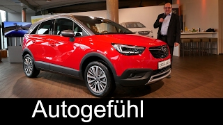 new opel vauxhall crossland x 2017 crossover suv test drive interior free download video mp4. Black Bedroom Furniture Sets. Home Design Ideas