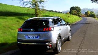 Download Nouveau Peugeot 3008 GT line 2017, essai en Toscane Video