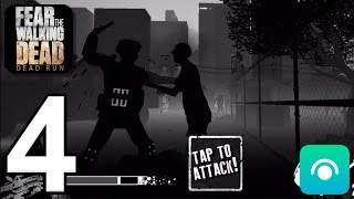 Download Fear the Walking Dead: Dead Run - Gameplay Walkthrough Part 4 - Episode 3 (iOS) Video
