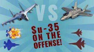 Download F-35 vs Su-35: Part 1/2 Video