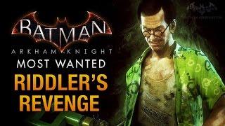 Download Batman: Arkham Knight - Riddler's Revenge & Riddler Boss Fight Video