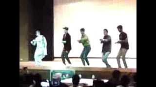 Download Dance India Dance 4 Mentor - Mudassar Khan Performing In Tech-Tris'14- RD National Colleg Video