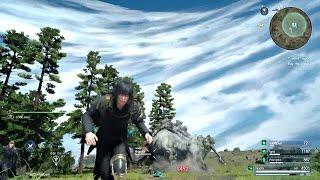 Download FINAL FANTASY XV - Level 85 Phalaris Boss Fight & Leviathan Summon Gameplay l PS4 Pro Video