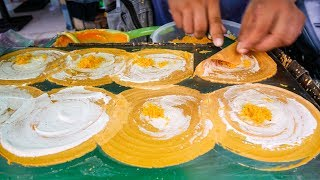 Download Cambodian Street Food at RUSSIAN MARKET - Snacks and Seafood in Phnom, Penh, Cambodia! Video