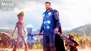 Download AVENGERS: INFINITY WAR Home Release Trailer NEW (2018) - Marvel Superhero Movie Video