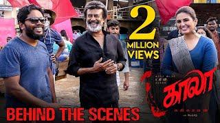 Download Kaala (Tamil) - Behind The Scenes featuring Theruvilakku Song | Rajinikanth | Pa Ranjith Video