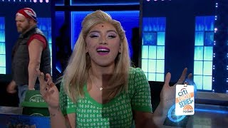 Download Stars Of Kinky Boots Perform On TODAY - Kirstin Maldonado Video