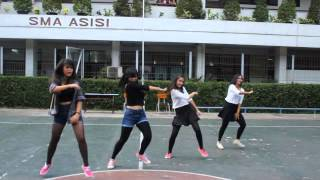 Download Vierocious - SMA ASISI Modern Dance : ASCOPE CLOSING Video
