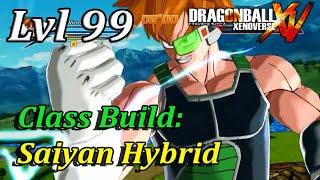 Download Dragonball Xenoverse Class Build: Saiyan Hybrid (Ki Blaster And Basic) Video