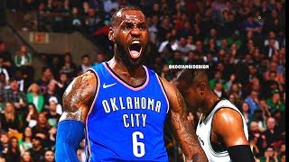 Download LeBron James Joins Thunder (Parody) Video