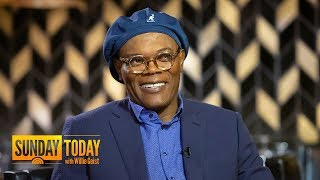Download Samuel L. Jackson Talks 'Shaft,' Family Life And Becoming A Box Office Star | Sunday TODAY Video