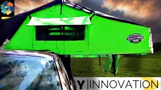 Download 14 AWESOME ROOF TOP TENTS FOR YOUR OUTDOOR ADVENTURES Video