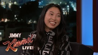 Download Awkwafina on Her Family, Her Name & Crazy Rich Asians Video