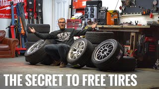 Download How to Find Free Tires For Drifting! Video