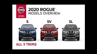 Download All 2020 Nissan Rogue Crossover Walkaround & Review Video