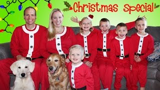 Download 24 Hours With 5 Kids on Christmas Day 2016 Video