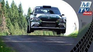 Download Championnat de France des Rallyes Asphalte 2016 - Mont-Blanc Video