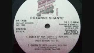 Download Queen of Rox (Shante' Rox On)-Roxanne Shante' Video