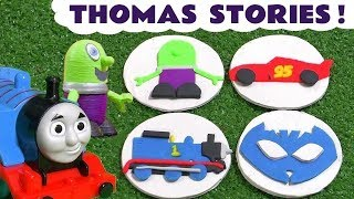 Download Thomas The Tank Engine Stories with Trains Cars McQueen and the funny Funlings TT4U Video