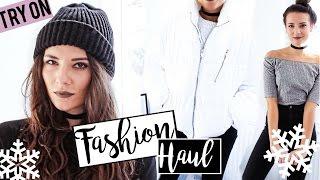Download XXL WINTER TRY ON FASHION HAUL Dezember 2016 Video