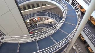 Download LSE Student video diary | Yea Won takes us on a tour of the LSE Library Video