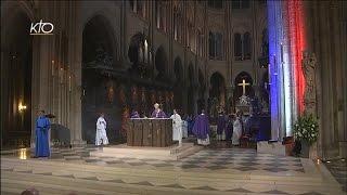 Download #PrayForParis - Messe à Notre-Dame de Paris Video