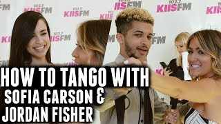Download When We Try to Tango with SOFIA CARSON, OLIVIA HOLT, JORDAN FISHER & More! Video