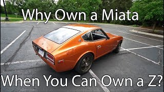 Download Datsun 280Z Review - THE BEST DRIVERS CAR. EVER! - The JDM Devil Build Series #2 Video
