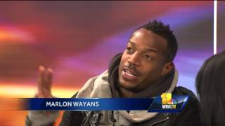 Download Marlon Wayans nearly gets the news canceled Video