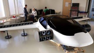 Download Lilium prueba con éxito su VTOL taxi volador eléctrico ''Lilium Jet'' Video