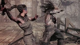 Download Hellblade Senua's Sacrifice Combat Gameplay Video