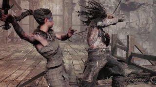 Download Hellblade Senua's Sacrifice Combat Gameplay Video