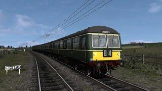 Download Train Simulator 2016. Class 105 DMU. Darlington - Barnard Castle Video