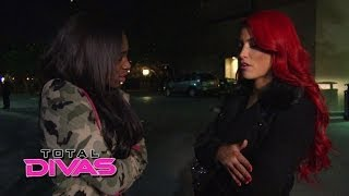 Download Eva Marie opens up to Naomi about her past: Total Divas, March 23, 2014 Video