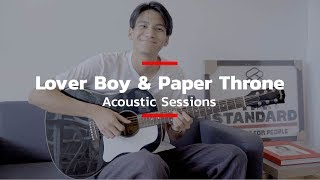 Download Phum Viphurit-Lover Boy & Paper Throne Acoustic Sessions Video