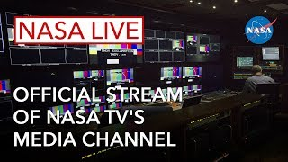 Download NASA Live: Official Stream of NASA TV's Media Channel Video